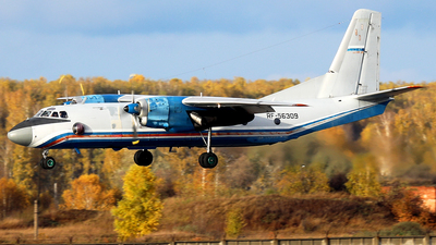RF-56309 - Antonov An-26 - Russia - Ministry of Internal Affairs