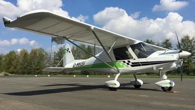 D-MKSV - Ikarus C42 - Private