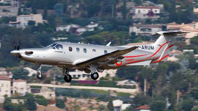 I-ARUM - Pilatus PC-12/47E - Cantor Air