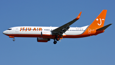 EC-HBN - Boeing 737-85P - Jeju Air