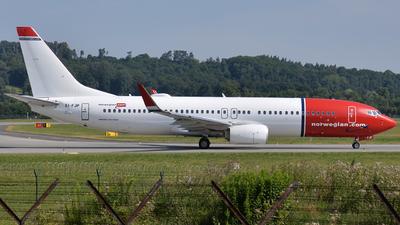 EI-FJP - Boeing 737-8JP - Norwegian