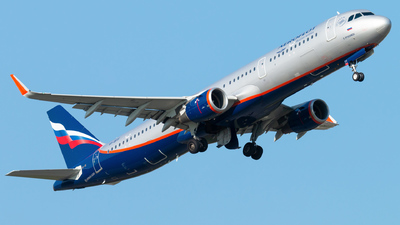 A picture of VPBFF - Airbus A321211 - Aeroflot - © KomradAlexey