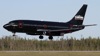 C-FYPN - Boeing 737-2T4(Adv) - Chrono Aviation