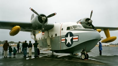 N143DB - Grumman HU-16C Albatross - Private