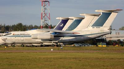 EW-78787 - Ilyushin IL-76MD - Trans Avia Export Cargo Airlines