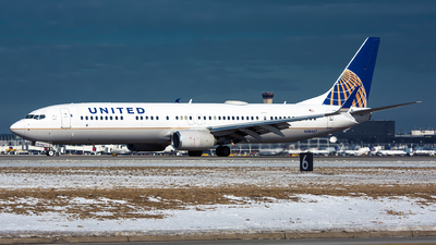 N38467 - Boeing 737-924ER - United Airlines