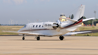 CS-DXL - Cessna 560XL Citation XLS - NetJets Europe
