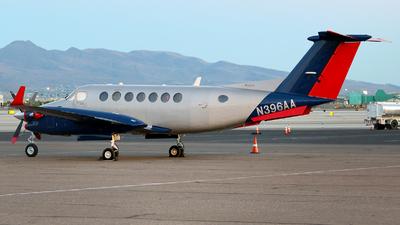 N396AA - Beechcraft B300 King Air 350 - Private