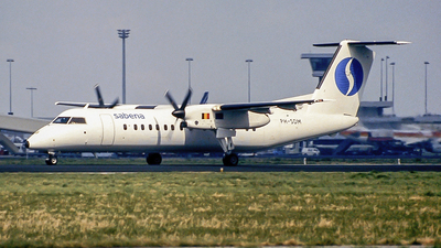 PH-SDM - Bombardier Dash 8-311 - Sabena (Schreiner Airways)