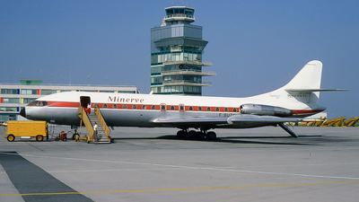 F-BUZC - Sud Aviation SE 210 Caravelle VIR - Minerve