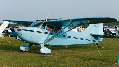 N529C - Stinson 108-3 Voyager - Private