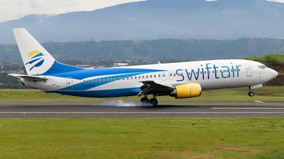 N545CC - Boeing 737-48E - Swift Air