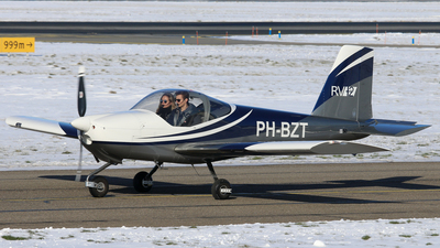 A picture of PHBZT - Van's RV12 - [120209] - © BaszB