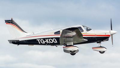 TG-KOG - Piper PA-28-236 Dakota - Private