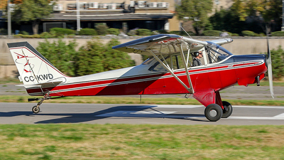 CC-KWD - Aero Boero AB180RVR - Aero Club - Planeadores de Vitacura