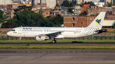 A picture of XYALJ - Airbus A320214 - Myanmar Airways International - © ChaleLu