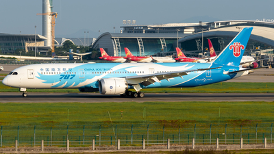 B-20E8 - Boeing 787-9 Dreamliner - China Southern Airlines