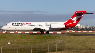 VH-NXE - Boeing 717-23S - QantasLink (Cobham Aviation Services Australia)