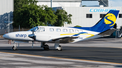 VH-YHV - Cessna 441 Conquest - Sharp Airlines