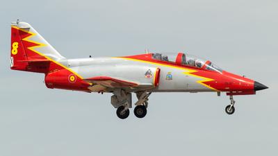E.25-69 - CASA C-101EB Aviojet - Spain - Air Force