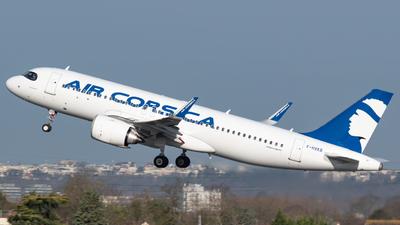 F-HXKB - Airbus A320-252N - Air Corsica