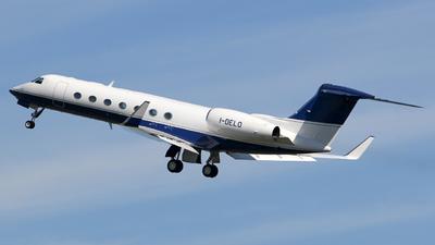 I-DELO - Gulfstream G550 - Sirio Executive