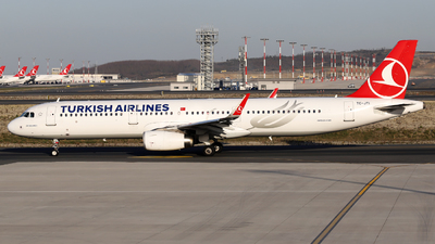 A picture of TCJTI - Airbus A321231 - Turkish Airlines - © Firat Cimenli