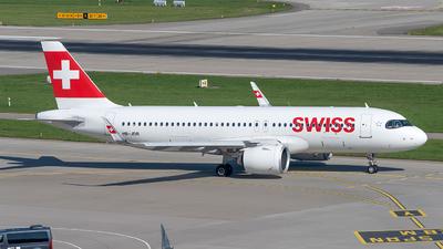 HB-JDB - Airbus A320-271N - Swiss