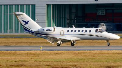 A picture of SERMJ - Cessna 525B CitationJet CJ3 -  - © Laszlo Fekete