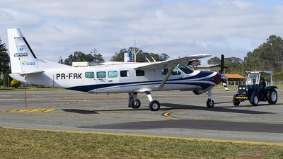 PR-FAK - Cessna 208B Grand Caravan - CGG Aviation