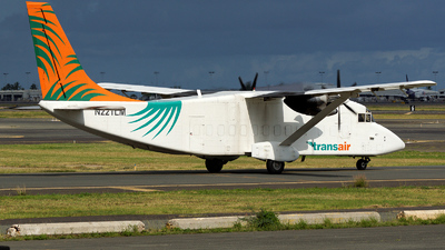 N221LM - Short 360-300 - Transair