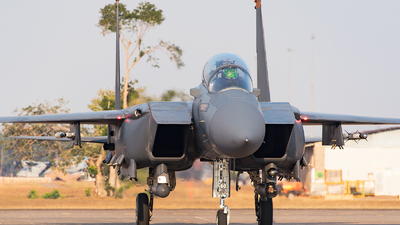 8310 - Boeing F-15SG Strike Eagle - Singapore - Air Force
