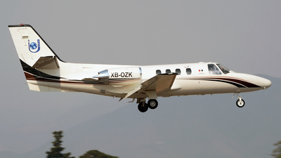 XB-OZK - Cessna 501 Citation SP - Private