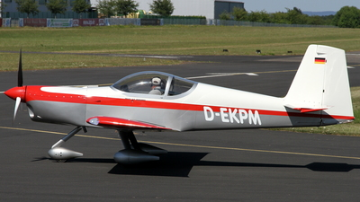 D-EKPM - Vans RV-7A - Private