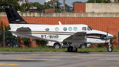 PT-WHP - Beechcraft C90 King Air - Private