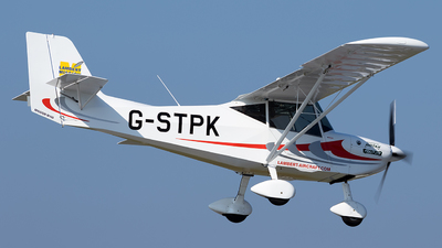 G-STPK - Lambert Mission M108 - Private