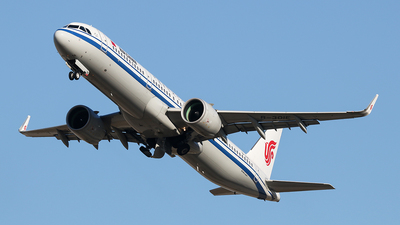 B-301E - Airbus A321-271N - Air China