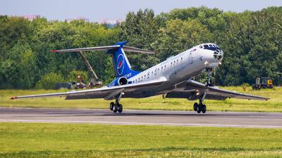 RF-65151 - Tupolev Tu-134A-3 - Russia - Federal Space Agency (Roscosmos)