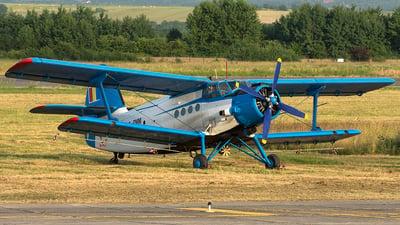 YR-PMM - PZL-Mielec An-2R - Aero West