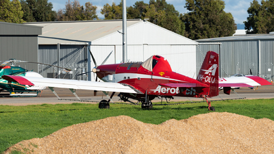 VH-OUJ - Air Tractor AT-802A - Aerotech Australasia