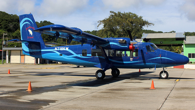 N718KW - De Havilland Canada DHC-6-200 Twin Otter - Barbareta Island