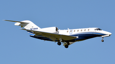 A picture of N729VP - Cessna 750 Citation X - [7500029] - © Jay Selman - airlinersgallery.com