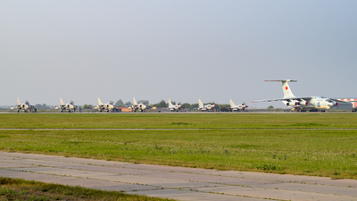 UNNT - Airport - Ramp