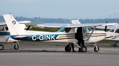 A picture of CGINK - Cessna 152 - [15284807] - © Wojtek Kmiecik