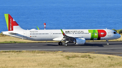 A picture of CSTXE - Airbus A321251NX - TAP Air Portugal - © Antonio Batista