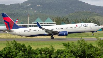 N820DN - Boeing 737-932ER - Delta Air Lines