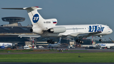 RA-85056 - Tupolev Tu-154M - UTair Aviation
