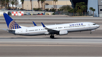N37434 - Boeing 737-924ER - United Airlines