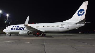 VQ-BJI - Boeing 737-8AS - UTair Aviation