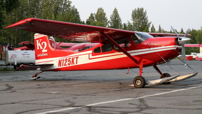 N125KT - Cessna A185F Skywagon - K2 Aviation